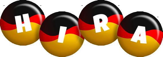 Hira german logo