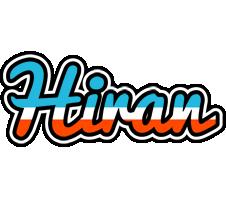Hiran america logo