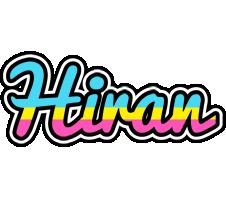 Hiran circus logo