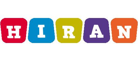Hiran daycare logo