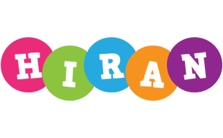 Hiran friends logo