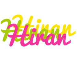 Hiran sweets logo