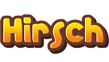 Hirsch cookies logo
