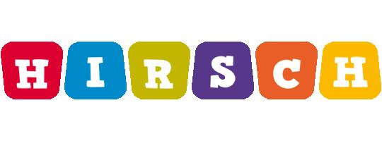 Hirsch daycare logo