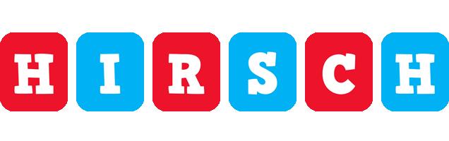 Hirsch diesel logo