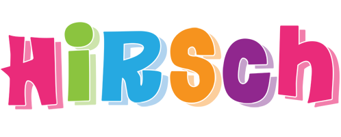 Hirsch friday logo