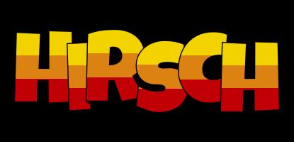 Hirsch jungle logo