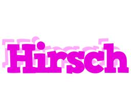 Hirsch rumba logo
