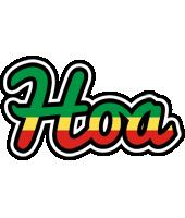 Hoa african logo