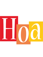 Hoa colors logo