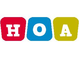 Hoa daycare logo