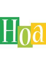 Hoa lemonade logo