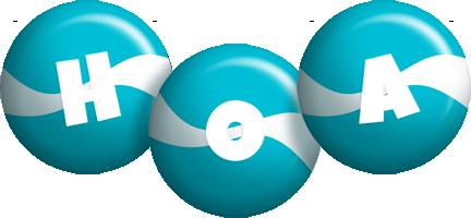 Hoa messi logo