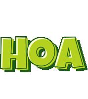 Hoa summer logo