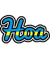 Hoa sweden logo