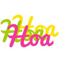 Hoa sweets logo