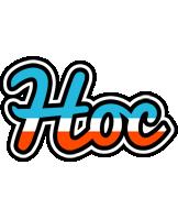 Hoc america logo