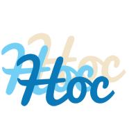 Hoc breeze logo