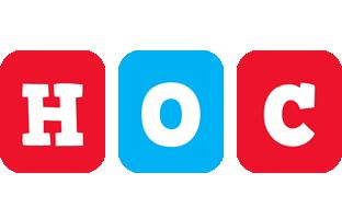 Hoc diesel logo