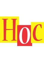Hoc errors logo