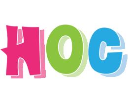 Hoc friday logo
