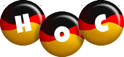 Hoc german logo