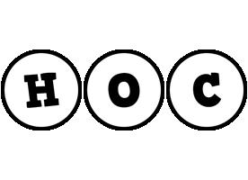 Hoc handy logo