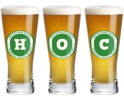 Hoc lager logo