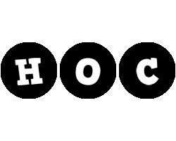 Hoc tools logo