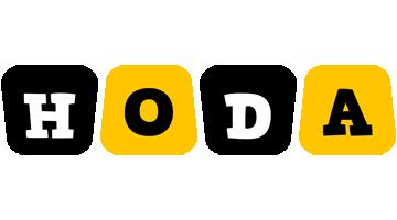 Hoda boots logo