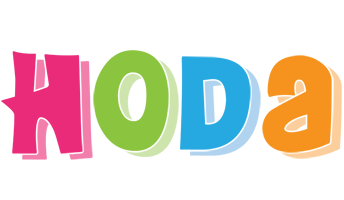 Hoda friday logo