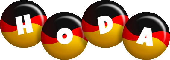 Hoda german logo