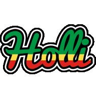 Holli african logo