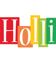 Holli colors logo
