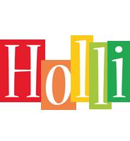 Holli colors logo
