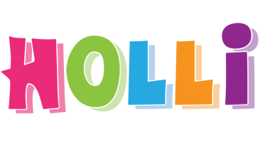 Holli friday logo