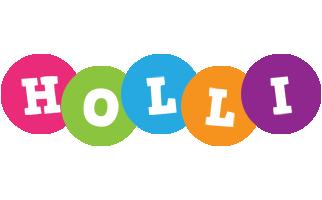 Holli friends logo