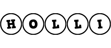Holli handy logo