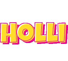 Holli kaboom logo