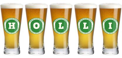 Holli lager logo