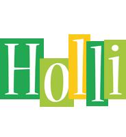 Holli lemonade logo