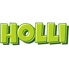 Holli summer logo