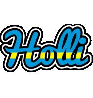 Holli sweden logo