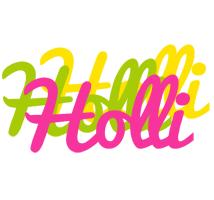 Holli sweets logo