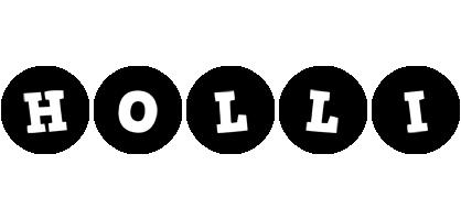 Holli tools logo