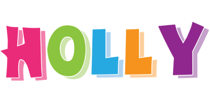 Holly friday logo