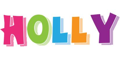 Holly friday logo
