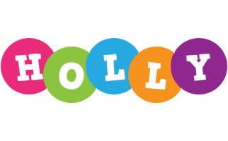 Holly friends logo