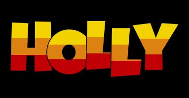 Holly jungle logo