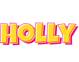 Holly kaboom logo